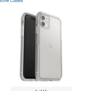 Otterbox symmetry glitter iPhone XR case
